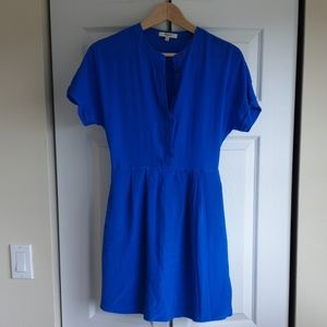 Madewell Royal Blue Dress